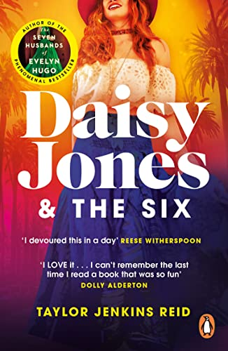 9781787462144: Daisy Jones and The Six: The must-read bestselling novel