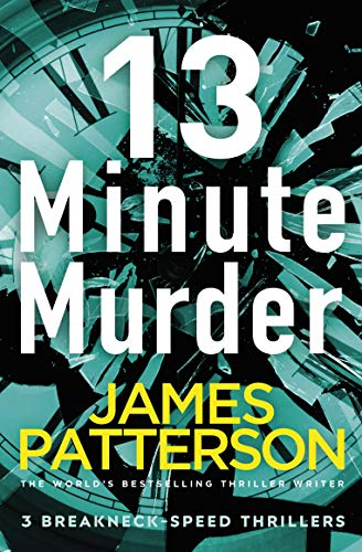 13 minute murder Cover
