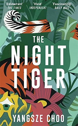 9781787470477: The Night Tiger: The Reese Witherspoon Book Club Pick