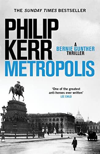 9781787473225: Metropolis (Bernie Gunther)