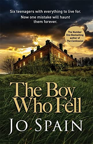 9781787474376: The Boy Who Fell: (An Inspector Tom Reynolds Mystery Book 5)