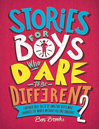 9781787476554: Stories for Boys Who Dare to be Different 2