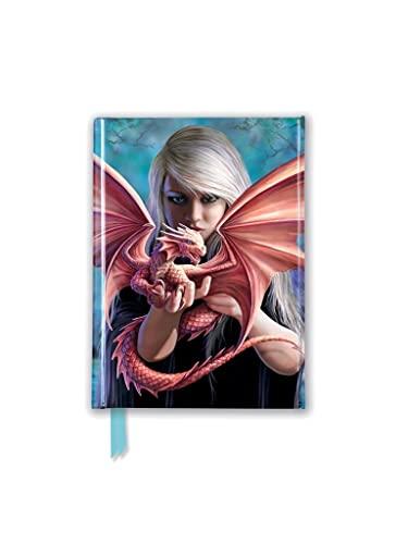 9781787550513: Anne Stokes: Dragonkin (Foiled Pocket Journal) (Flame Tree Pocket Notebooks)