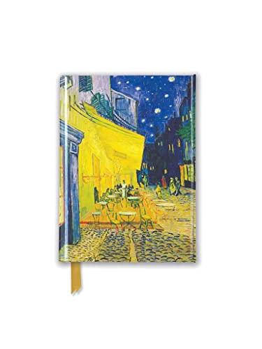 9781787550629: Van Gogh: Café Terrace (Foiled Pocket Journal) (Flame Tree Pocket Notebooks)