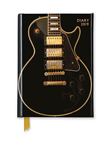 9781787551046: Black Gibson Guitar 2019 Pocket Diary