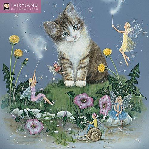 9781787553743: Fairyland 2020 Calendar