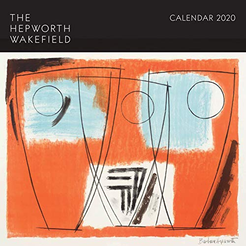 9781787554115: Hepworth Wakefield Wall Calendar 2020 (Art Calendar)
