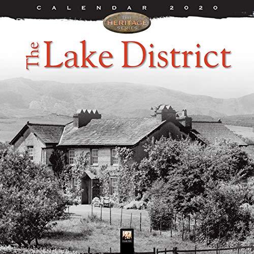 9781787554528: Lake District Heritage Wall Calendar 2020 (Art Calendar)