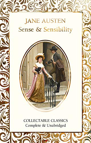 9781787556973: Sense and Sensibility (Flame Tree Collectable Classics)