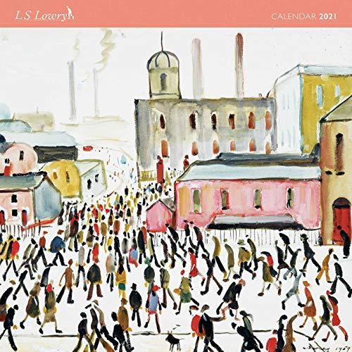 9781787559608: L.s. Lowry 2021 Calendar