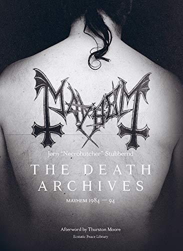 9781787601291: The Death Archives: Mayhem 1984-94