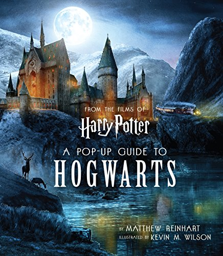 9781787631151: Harry Potter: A Pop-Up Guide to Hogwarts