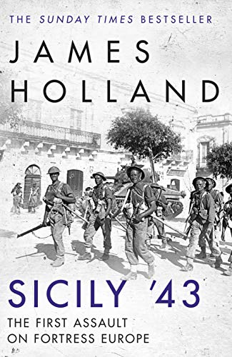 9781787632936: Sicily '43: A Times Book of the Year