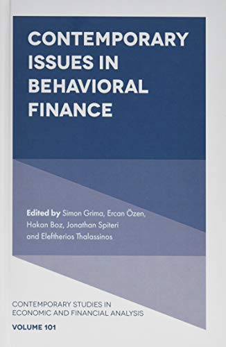 Contemporary Issues in Behavioral Finance (Contemporary Studies: Edited by Simor
