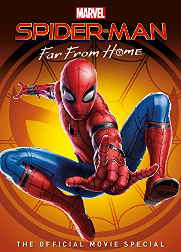 9781787730120: Spider-Man Far from Home: The Official Movie Special