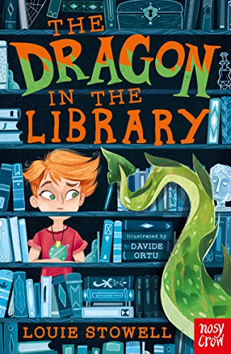 9781788000260: The Dragon In The Library