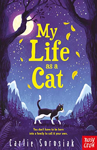 My life as a cat Cover