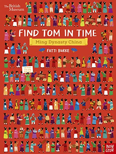 , British Museum: Find Tom in Time, Ming Dynasty China