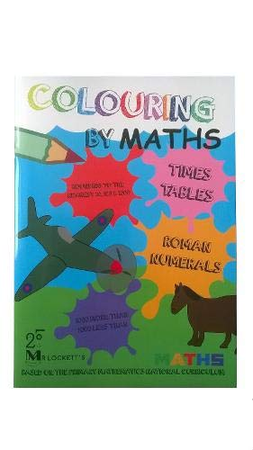 9781788084130: Colouring by Maths
