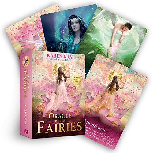 9781788173230: Oracle of the Fairies: A 44-Card Deck and Guidebook