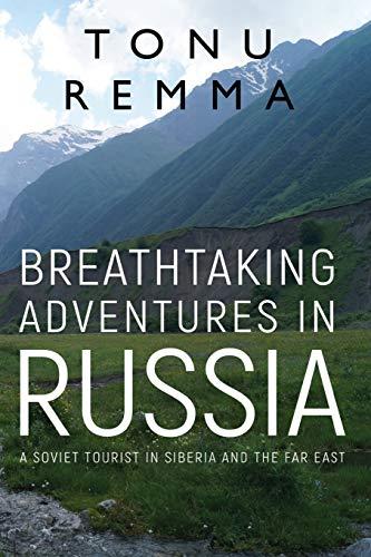 9781788304696: Breathtaking Adventures in Russia