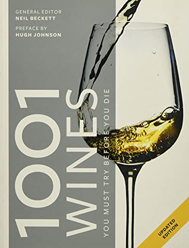 9781788400855: 1001 Wines You Must Try Before You Die
