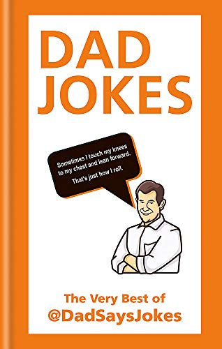 9781788401029: Dad Jokes: The very best of @DadSaysJokes