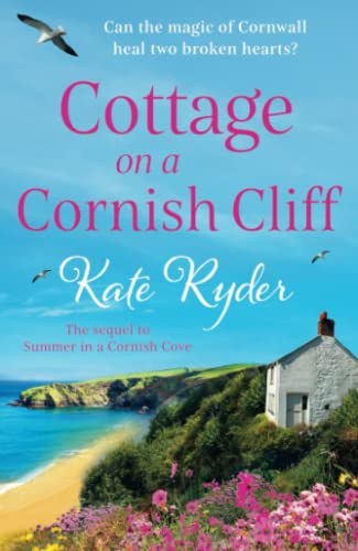 9781788541107: Cottage on a Cornish Cliff