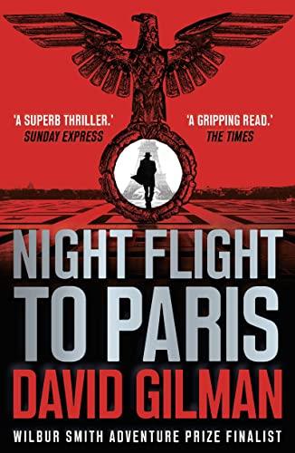 9781788544924: Night Flight to Paris