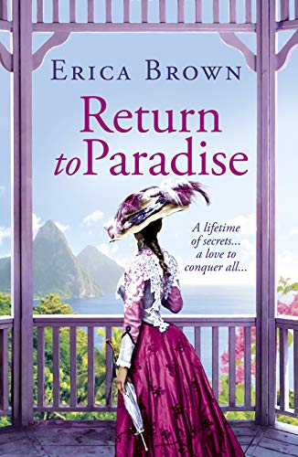Return to Paradise (Strong Family Trilogy): 3: Erica Brown