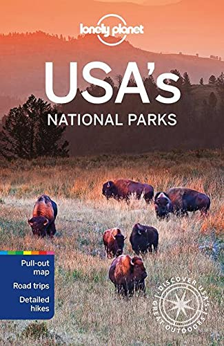 , Lonely Planet USA`s National Parks
