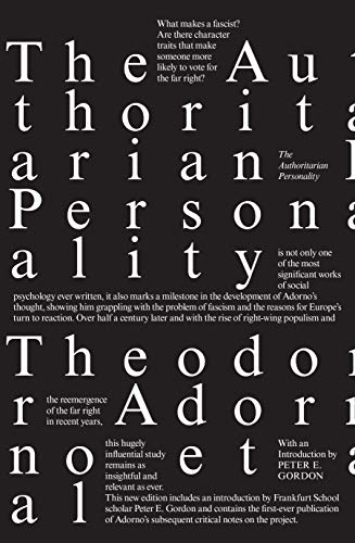 9781788731645: The Authoritarian Personality
