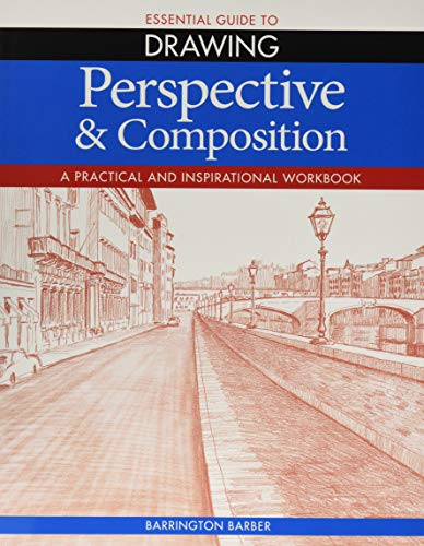 9781788888950: Essential Guide to Drawing: Perspective & Composition