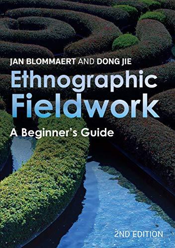 9781788927123: Ethnographic Fieldwork: A Beginner's Guide