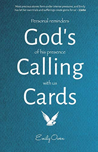 9781788930253: God's Calling Cards