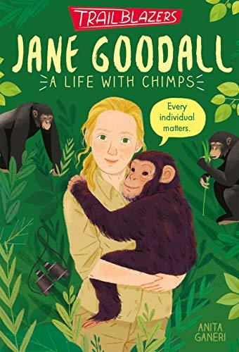 9781788951579: Trailblazers. Jane Goodall