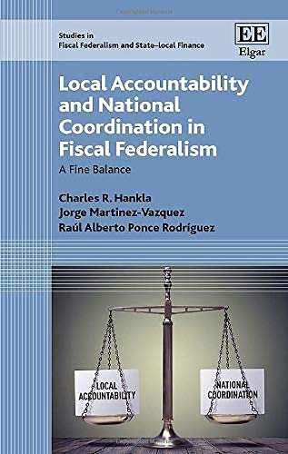 Local Accountability and National Coordination in Fiscal: Raúl A. Ponce