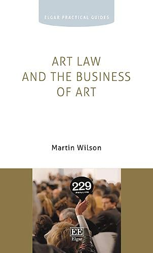 9781788979894: Art Law and the Business of Art