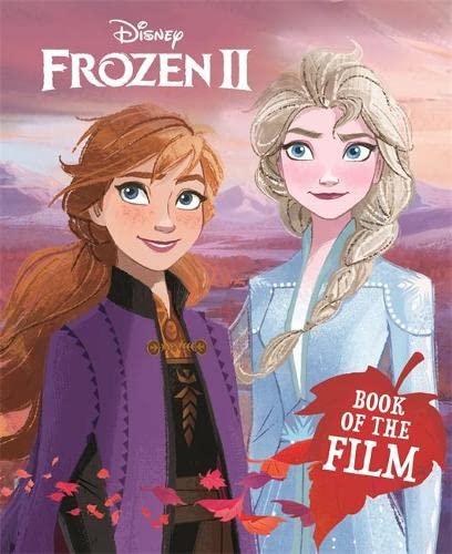 9781789055542: Disney Frozen 2 Book of the Film
