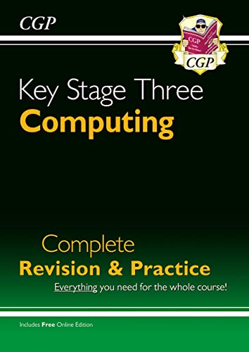 9781789082791: New KS3 Computing Complete Revision & Practice
