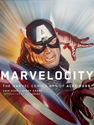 9781789090697: Marvelocity: The Marvel Comics Art of Alex Ross