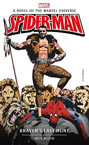 9781789092479: Marvel novels - Spider-man: Kraven's Last Hunt: 8 [Idioma Inglés]