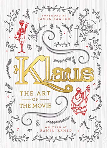 9781789093124: Klaus: The Art of the Movie