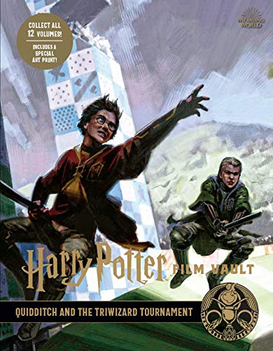 9781789094152: Harry Potter: The Film Vault - Volume 7: Quidditch and the Triwizard Tournament