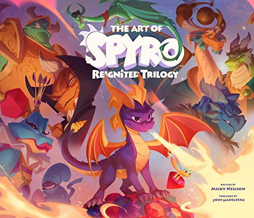 9781789095647: The Art of Spyro: Reignited Trilogy