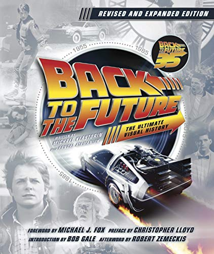 9781789096088: Back to the Future: The Ultimate Visual History - Updated Edition