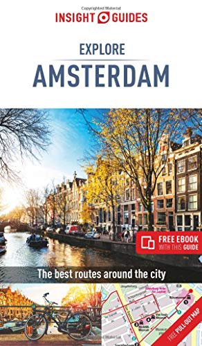 9781789190267: Insight Guides Explore Amsterdam (Travel Guide with Free eBook) (Insight Explore Guides)