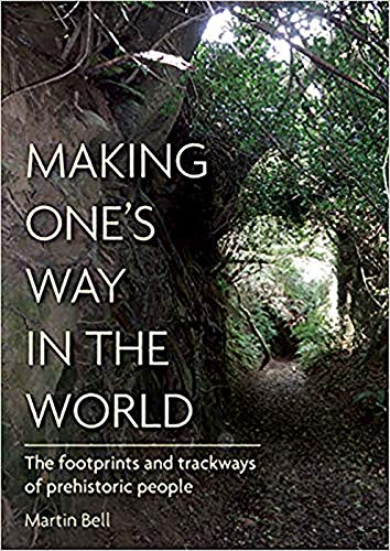 9781789254020: Making One's Way in the World: The Footprints and Trackways of Prehistoric People