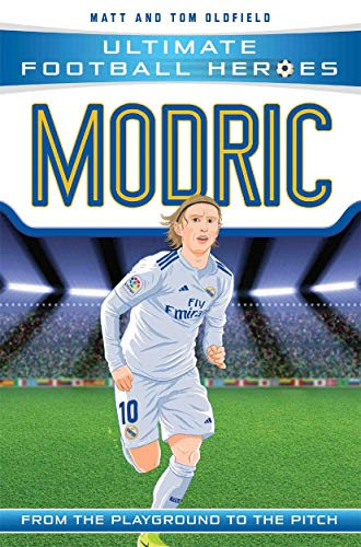 9781789460964: Modric (Ultimate Football Heroes) - Collect Them All!