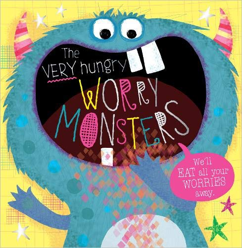 9781789470130: The Very Hungry Worry Monsters